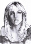 Portrait de Britney Spears -