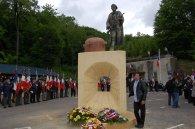 VECKRING LIGNE MAGINOT 2010 - Inauguration monument commémoratif