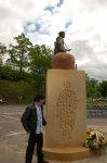 VECKRING LIGNE MAGINOT - Monument commémoratif Profil droit