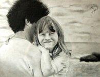 Portrait de la soeur de l'artiste -